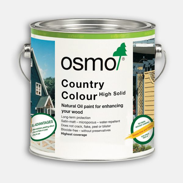 Country Colour Osmo Uk