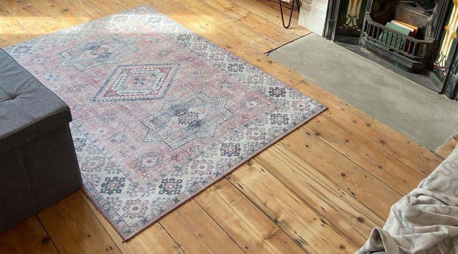 Victorian Wooden Floor