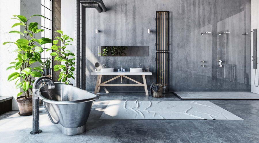Bathroom Tile and Grout Sealer