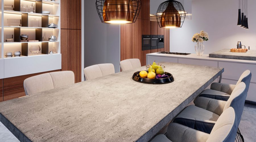 Concrete Sealer for Interior Flooring and Worktops