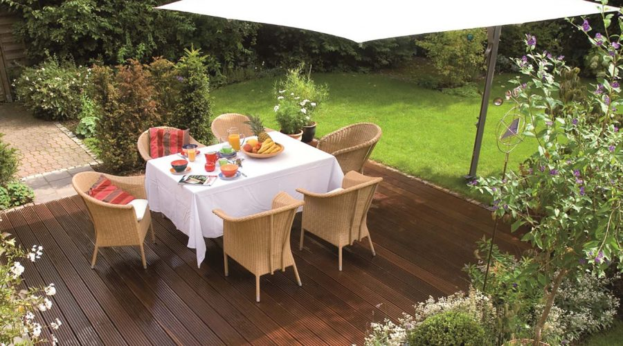 How To Create Your Perfect Decking with Natural Oil Woodstain