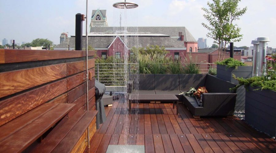 UV Protection for Horizontal and Vertical Wooden Surfaces