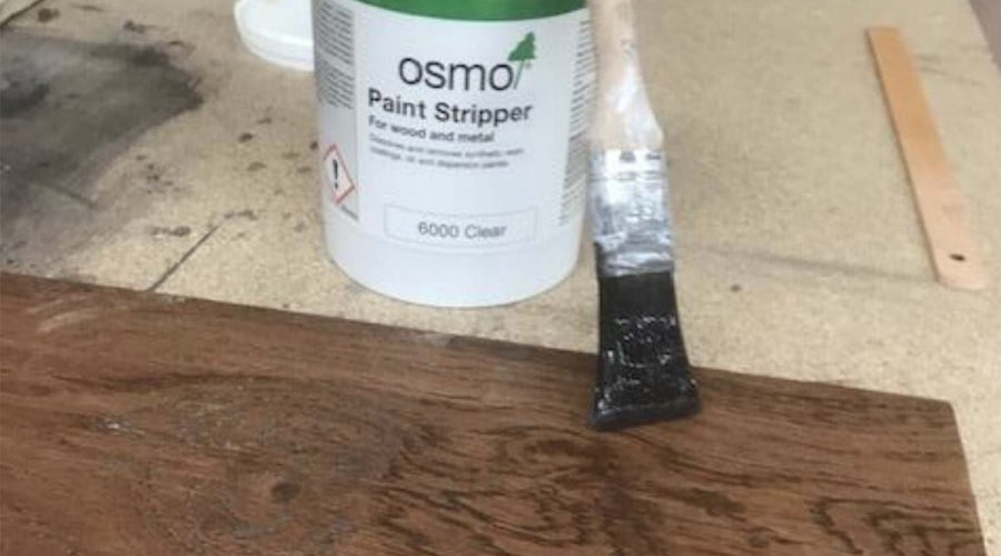 Powerful Paint Stripper for Wood, Metal & Solvent-Resistant Substrates