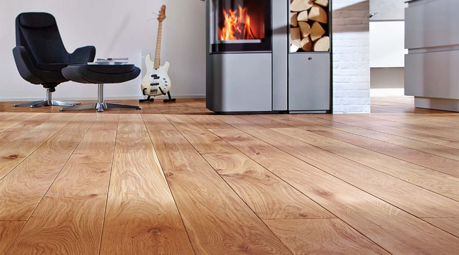 Hardwax Oil Protects and Seals Wood Floors