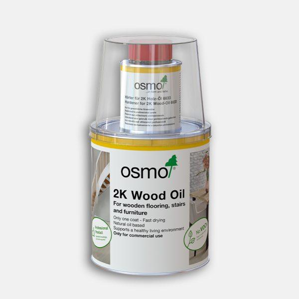 2K Wood Oil